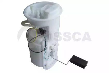 Електричний паливний насос на Шкода Октавія Тур 'OSSCA 02476'.