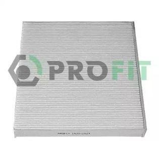 Салонный фильтр на SEAT LEON 'PROFIT 1520-1027'.