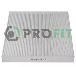Салонний фільтр на MAZDA CX-7 PROFIT 1520-2607.