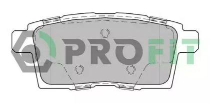Заднї гальмівні колодки на MAZDA CX-9 PROFIT 5000-2020 C.