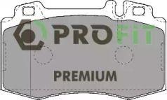 Передние тормозные колодки 'PROFIT 5005-1426'.