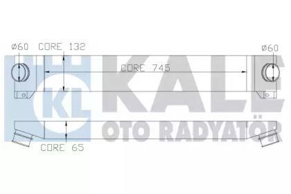 Інтеркулер KALE OTO RADYATOR 343210.