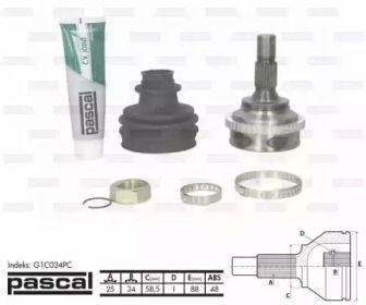 PASCAL G1C024PC