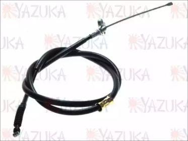 Трос ручного гальма 'YAZUKA C72035'.