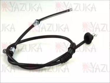 Трос ручного гальма 'YAZUKA C75094'.