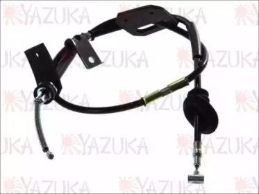 Трос ручного гальма 'YAZUKA C78028'.