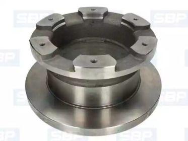 Задний тормозной диск 'SBP 02-IV012'.