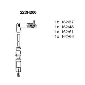 Высоковольтные провода зажигания на Сеат Леон 'BREMI 223H200'.