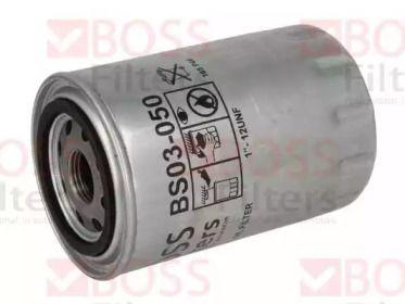 Масляний фільтр 'BOSS FILTERS BS03-050'.