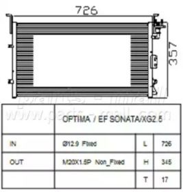 PARTS-MALL PXNCA-068