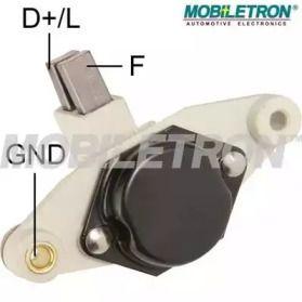 Реле регулятора генератора 'MOBILETRON VR-B195M'.