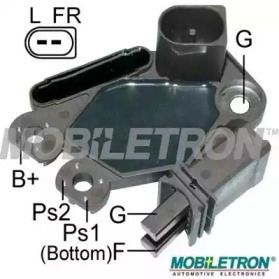 Реле регулятора генератора на Сеат Альтеа 'MOBILETRON VR-PR2292H'.