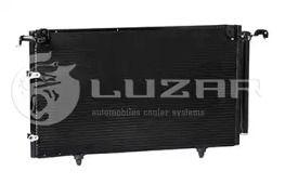 Радіатор кондиціонера LUZAR LRAC 1970.