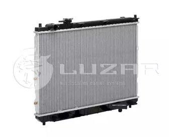 Алюмінієвий радіатор охолодження двигуна LUZAR LRc 08FA.