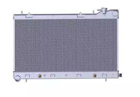 Алюмінієвий радіатор охолодження двигуна LUZAR LRc 221SA малюнок 0
