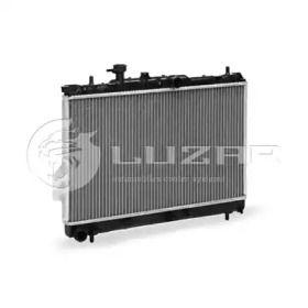 Алюмінієвий радіатор охолодження двигуна LUZAR LRc HUMx01101.