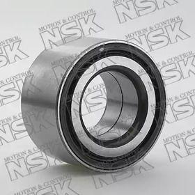 Подшипник ступицы 'NSK ZA-38BWD26E1CA61**'.