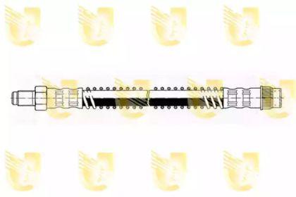 Шланг тормозной передний UNIGOM 377079.
