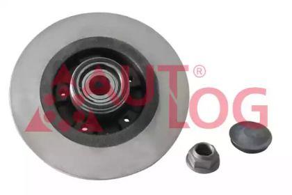 Задний тормозной диск 'AUTLOG BS6007'.