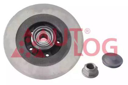 Задний тормозной диск 'AUTLOG BS6011'.