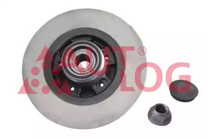 Задний тормозной диск 'AUTLOG BS6012'.