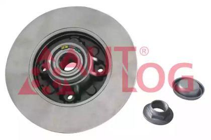 Задний тормозной диск 'AUTLOG BS6014'.