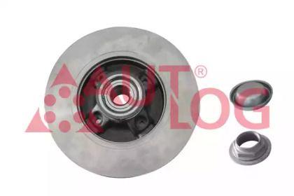 Задний тормозной диск 'AUTLOG BS6015'.