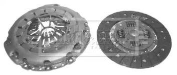 Комплект зчеплення на Мерседес W211 BORG & BECK HK7928.