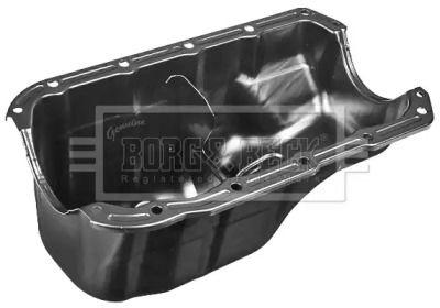 Масляный поддон двигателя на FIAT 500C BORG & BECK BSP1003.