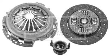 Комплект зчеплення BORG & BECK HK7624.