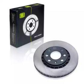 Вентилируемый передний тормозной диск 'TRIALLI DF 051102'.