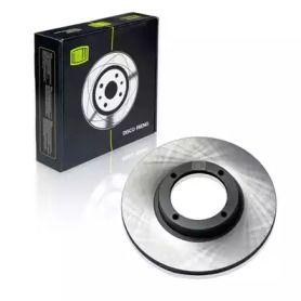 Передний тормозной диск 'TRIALLI DF 051303'.