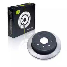 Задний тормозной диск 'TRIALLI DF 062203'.