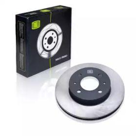 Вентилируемый передний тормозной диск 'TRIALLI DF 084102'.