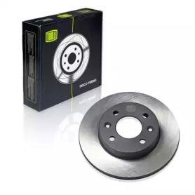 Передний тормозной диск 'TRIALLI DF 095101'.