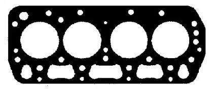 Прокладка ГБЦ на SKODA RAPID 'BGA CH4300'.