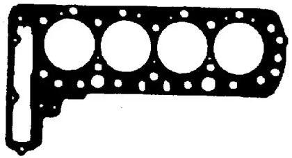 Прокладка ГБЦ на Мерседес Г Клас  BGA CH6340.