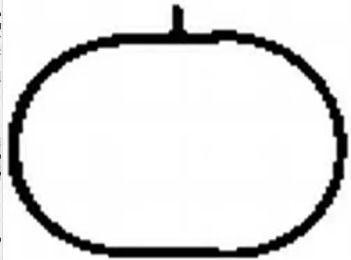 Прокладка впускного колектора на Мерседес W212 BGA MG5790.