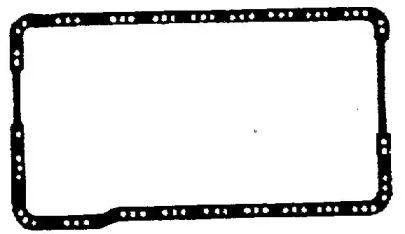 Прокладка, масляний піддон 'BGA OP3340'.