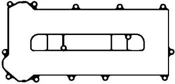 Комплект прокладок клапанної кришки на Мазда МПВ BGA RK3378.