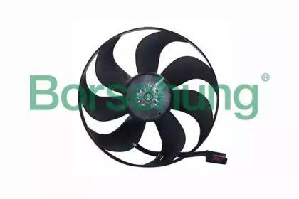 Вентилятор охлаждения радиатора 'BORSEHUNG B11499'.