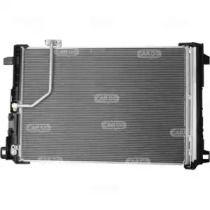 Радіатор кондиціонера на Мерседес W212 HC-CARGO 260423.