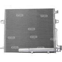 Радіатор кондиціонера на Mercedes-Benz G-Class  HC-CARGO 260425.