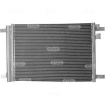 Радіатор кондиціонера на Шкода Октавія А7 'HC-CARGO 261049'.
