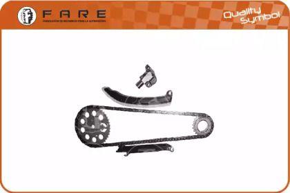 Комплект ланцюга ГРМ FARE SA 10781.