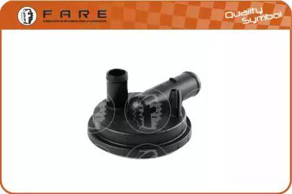 Клапан вентиляции картерных газов на Сеат Леон 'FARE SA 11613'.