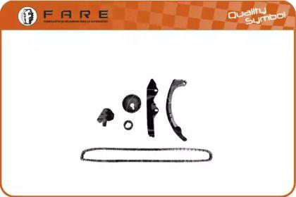Комплект ланцюга ГРМ FARE SA 12746.