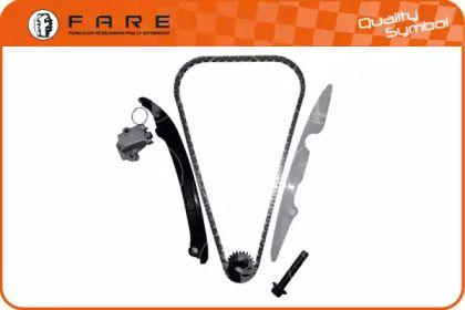 Комплект ланцюга ГРМ FARE SA 13841.