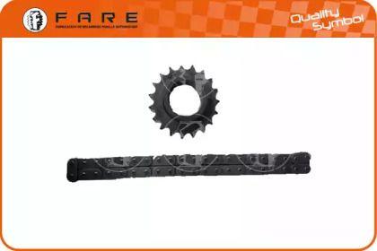 Комплект ланцюга ГРМ FARE SA 13846.