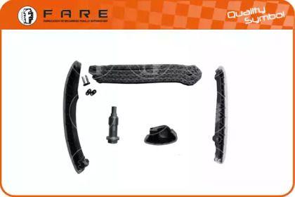 Комплект ланцюга ГРМ FARE SA 13849.